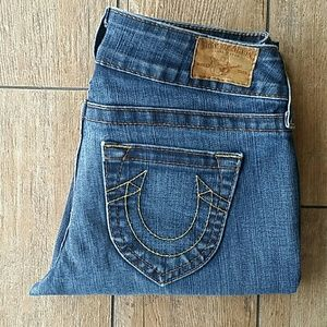 TRUE RELIGION SKIMMERS